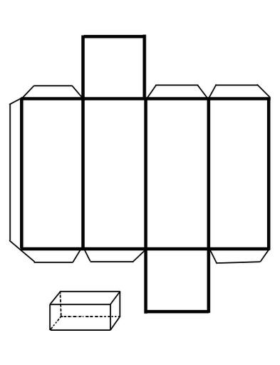 Construir Prisma Cuadrangular