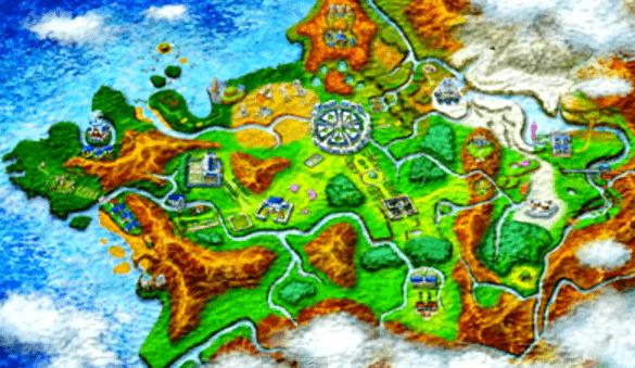mapa pokemon