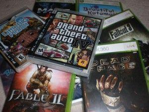 juegos usados