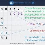 Dividir por 3 cifras