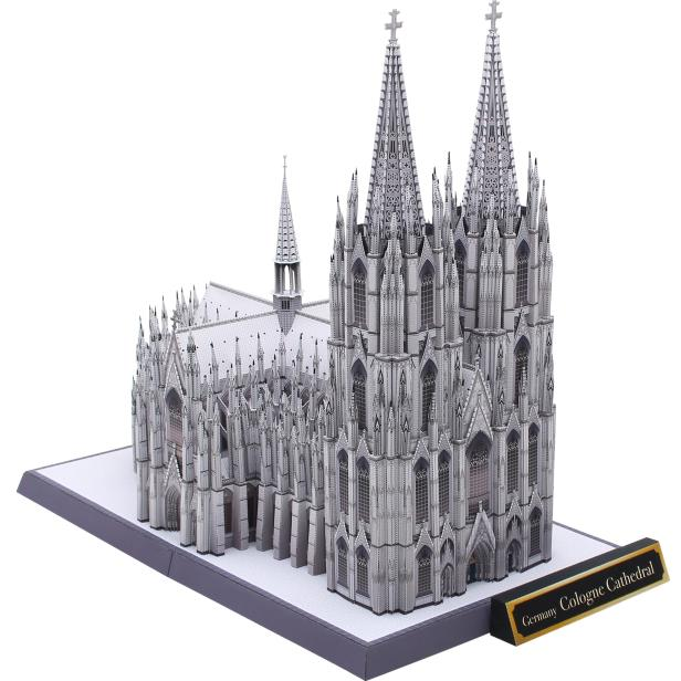 maqueta catedral de Colonia