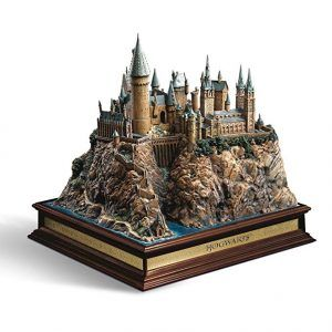 Maqueta de Hogwarts