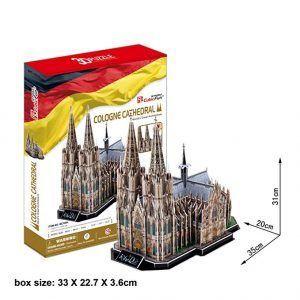 Puzzle La catedral de Colonia